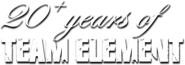 20 years of Team Element